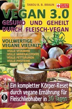 Vegan 3.0 von B. B. Braun,  Tabou