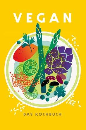 Vegan – Das Kochbuch von Jury,  Jean-Christian
