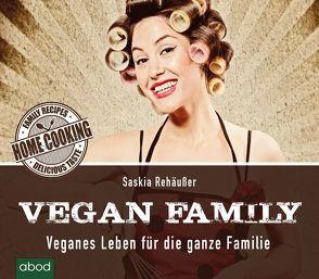 Vegan Family von Kern,  Jo, Rehäußer,  Saskia