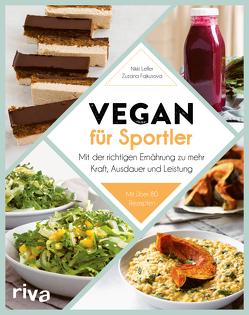 Vegan für Sportler von Fajkusova,  Zuzana, Lefler,  Nikki