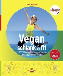 Vegan, schlank & fit von Winkler,  Nina