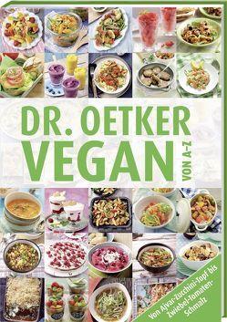 Vegan von A-Z von Dr. Oetker