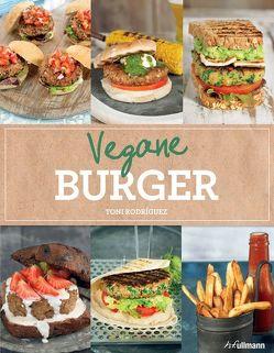 Vegane Burger von Rodríguez,  Toni