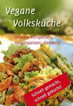 Vegane Volksküche von Gabriele-Verlag Das Wort