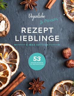 Veganliebe & Friends von Katja,  Möller