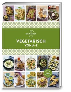 Vegetarisch von A – Z von Dr. Oetker