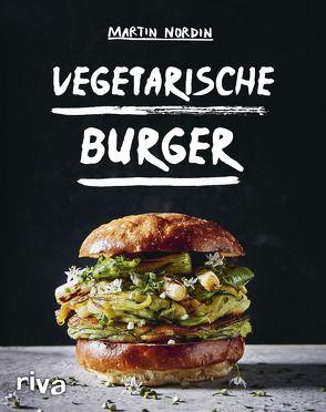 Vegetarische Burger von Nordin,  Martin
