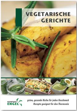 Vegetarische Gerichte von Möhrlein-Yilmaz,  Marion