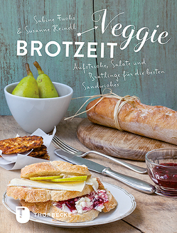 Veggie-Brotzeit von Fuchs,  Sabine, Heindl,  Susanne
