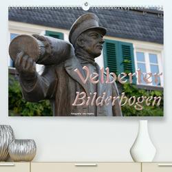 Velberter Bilderbogen 2021 (Premium, hochwertiger DIN A2 Wandkalender 2021, Kunstdruck in Hochglanz) von Haafke,  Udo