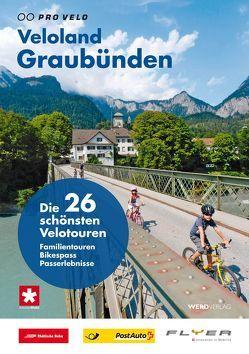Veloland Graubünden von Pro Velo