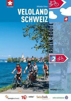 Veloland Schweiz 2: Rhein-Route von Stiftung SchweizMobil