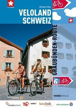 Veloland Schweiz 6: Graubünden-Route von Stiftung SchweizMobil