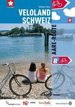 Veloland Schweiz 8: Aare-Route von Stiftung SchweizMobil