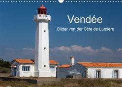 Vendée – Bilder von der Côte de Lumière (Wandkalender 2018 DIN A3 quer) von Benoît,  Etienne