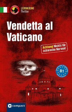 Vendetta al Vaticano von Rudolfi,  Giulia