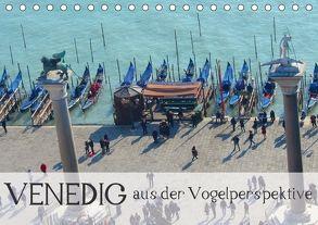 Venedig aus der Vogelperspektive (Tischkalender 2018 DIN A5 quer) von Stanzl und Brett Fitzpatrick,  Barbara