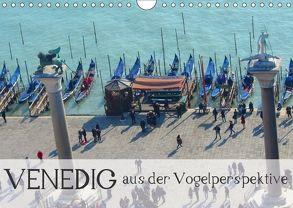 Venedig aus der Vogelperspektive (Wandkalender 2018 DIN A4 quer) von Stanzl und Brett Fitzpatrick,  Barbara