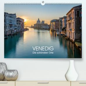 Venedig – Die schönsten Orte (Premium, hochwertiger DIN A2 Wandkalender 2021, Kunstdruck in Hochglanz) von Tesmar,  Stefan