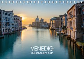 Venedig – Die schönsten Orte (Tischkalender 2020 DIN A5 quer) von Tesmar,  Stefan
