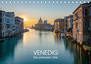 Venedig – Die schönsten Orte (Tischkalender 2021 DIN A5 quer) von Tesmar,  Stefan