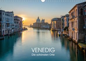 Venedig – Die schönsten Orte (Wandkalender 2021 DIN A3 quer) von Tesmar,  Stefan