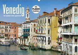 Venedig – Die traumhaft schöne Lagunenstadt (Wandkalender 2019 DIN A2 quer) von LianeM