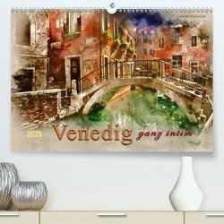 Venedig – ganz intim (Premium, hochwertiger DIN A2 Wandkalender 2020, Kunstdruck in Hochglanz) von Roder,  Peter