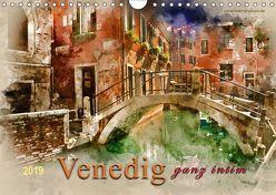 Venedig – ganz intim (Wandkalender 2019 DIN A4 quer) von Roder,  Peter