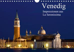 Venedig – Impressionen aus La Serenissima (Wandkalender 2021 DIN A4 quer) von Schonnop,  Juergen