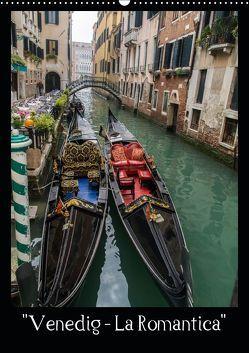"""Venedig – La Romantica"" (Wandkalender 2019 DIN A2 hoch) von ChriSpa"