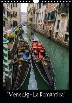 """Venedig – La Romantica"" (Wandkalender 2019 DIN A4 hoch) von ChriSpa"