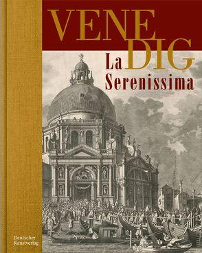 VENEDIG. La Serenissima von Aresin,  Maria, Mestemacher,  Ilka, Staatliche Graphische Sammlung,  München, Zeitler,  Kurt