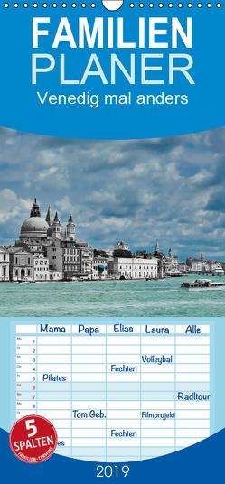 Venedig mal anders – Familienplaner hoch (Wandkalender 2019 , 21 cm x 45 cm, hoch) von Günter Zöhrer,  Dr.
