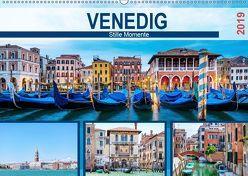 Venedig – Stille Momente (Wandkalender 2019 DIN A2 quer) von hetizia