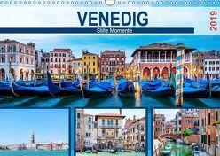 Venedig – Stille Momente (Wandkalender 2019 DIN A3 quer) von hetizia