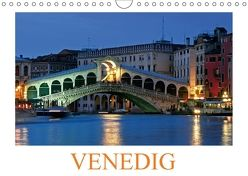 Venedig (Wandkalender 2018 DIN A4 quer) von Fietzek,  Thomas