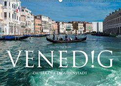 Venedig – Zauber der Lagunenstadt (Wandkalender 2019 DIN A2 quer)