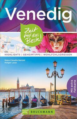 Venedig – Zeit für das Beste von Leue,  Holger, Nenzel,  Nana Claudia