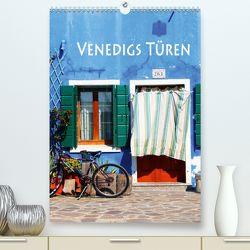 Venedigs Türen (Premium, hochwertiger DIN A2 Wandkalender 2020, Kunstdruck in Hochglanz) von Seidl,  Helene