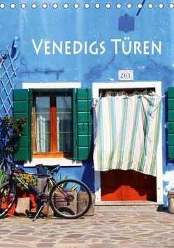 Venedigs Türen (Tischkalender 2019 DIN A5 hoch) von Seidl,  Helene