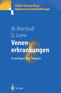 Venenerkrankungen von Loew,  Dieter, Marshall,  Markward