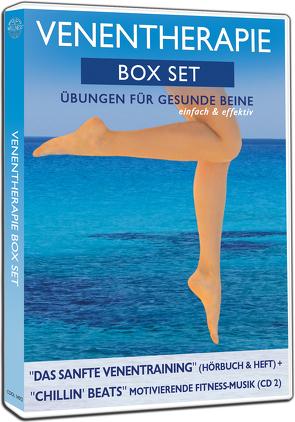 Venentherapie Box Set: Übungen für gesunde Beine