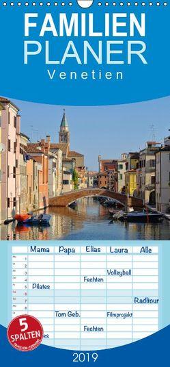 Venetien – Familienplaner hoch (Wandkalender 2019 , 21 cm x 45 cm, hoch) von LianeM