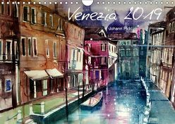 Venezia 2019AT-Version (Wandkalender 2019 DIN A4 quer) von Pickl,  Johann