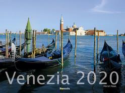 Venezia 2020 – Venedig – Italien – Italy – Bildkalender quer (56 x 42) – Reisekalender – Wandkalender von ALPHA EDITION, Haas,  Horst, Nomada Verlag