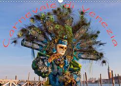 Venezianische Karnevals-Impressionen (Wandkalender 2019 DIN A3 quer) von Lischewski,  Axel
