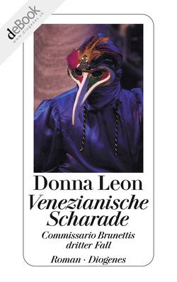 Venezianische Scharade von Elwenspoek,  Monika, Leon,  Donna