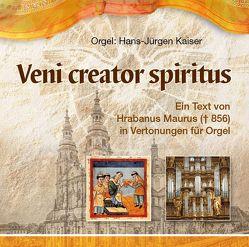 Veni creator spiritus von Hans-Jürgen,  Kaiser