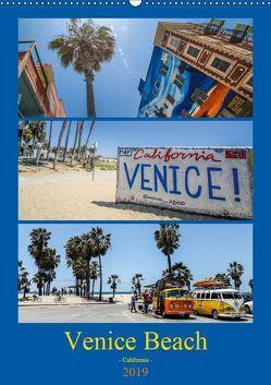 Venice Beach 2019 (Wandkalender 2019 DIN A2 hoch) von Fietzek,  Anke